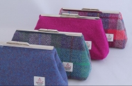 Luxury Harris Tweed Bags from Pauline Lothian