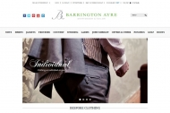 Barrington Ayre Shirtmakers and Tailors