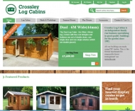 Crossley Log Cabins