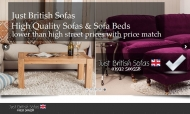 Just British Sofas