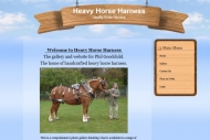 Heavy Horse Harness
