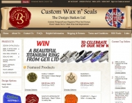 Custom Wax n' Seals (The Design Station Ltd)