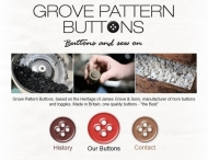 Grove Pattern Buttons