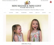 Mini Madam & Mini Gent