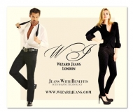 Wizard Jeans London
