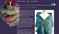 Chrysalis Art to Wear