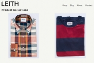 Leith Clothing