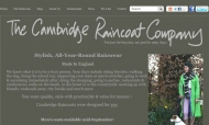 The Cambridge Raincoat Company